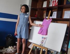 """""""Nữ hiệp sĩ"""" lớp 4 viết sách về chống xâm hại trẻ nhỏ"""