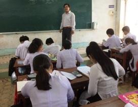 Thầy giáo dạy Toán trường huyện đa tài
