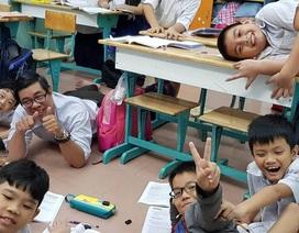 """Thầy giáo có """"biệt tài"""" kết nối với học trò"""