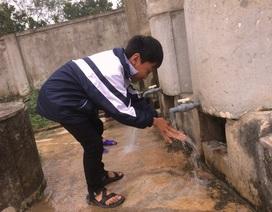 Nghệ An: Học sinh phải học trên vùng đất nghi nhiễm thuốc trừ sâu?
