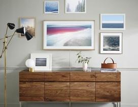 Samsung chính thức ra mắt dòng TV cao cấp QLED TV và The Frame