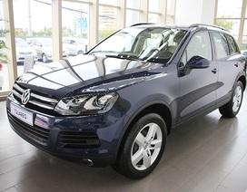 Volkswagen giảm giá cả trăm triệu đồng cho mẫu SUV Touareg