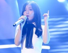 """Thu Minh """"tiêu tan mọi đau buồn"""" trước giọng hát của thí sinh Hàn Quốc"""