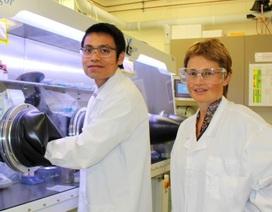 """Nghiên cứu sinh người Việt đóng góp vào """"đột phá quốc tế"""" về năng lượng thay thế"""