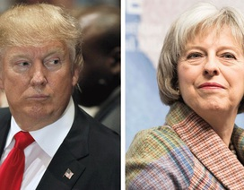 Thủ tướng Anh chỉ trích ông Trump vì bình luận khiếm nhã với phụ nữ