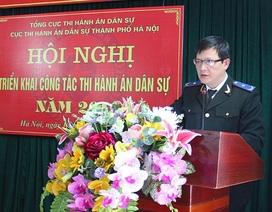 Thi hành án dân sự Hà Nội cần tự kiểm tra để phòng ngừa vi phạm