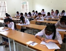 Ninh Bình: Hơn 9.000 thí sinh thi tuyển sinh vào lớp 10 THPT
