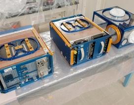 NASA gửi chuột lên trạm không gian để nghiên cứu những rủi ro về sức khỏe