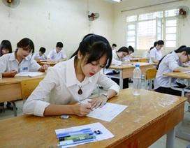 Thí sinh không được xét tốt nghiệp nếu bỏ không thi bài thi tổ hợp đã đăng ký dự thi