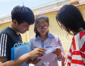 Môn Vật lý - Đề thi và đáp án chính thức THPT quốc gia 2017