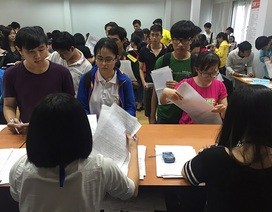 Sở GD-ĐT TPHCM khuyến cáo thí sinh tra cứu thông tin đăng ký thi THPT quốc gia