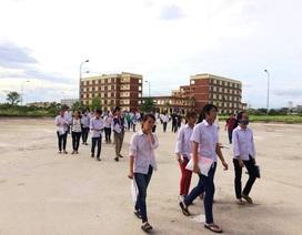 Hà Nam: 8.308 thí sinh đăng kỳ dự thi kỳ thi THPT quốc gia năm 2017
