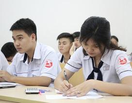 Trường ĐH Quốc tế thi đánh giá năng lực trong tháng 5