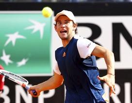 """Rome Masters: Dominic Thiem """"rửa hận"""" thành công trước Nadal"""