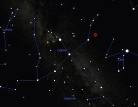 Vật thể bí ẩn tới từ nơi xa xôi trong vũ trụ xâm nhập vào hệ mặt trời