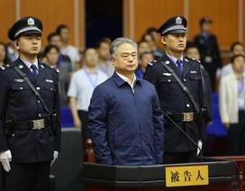 Trung Quốc tuyên án tử đối với cựu Phó Chủ tịch Chính Hiệp Thiên Tân