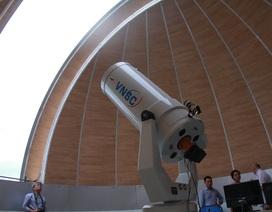 Đài thiên văn đầu tiên của Việt Nam dự kiến đón khách vào cuối tháng 9