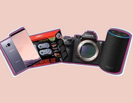 Top 10 thiết bị công nghệ của năm 2017 - Bất ngờ vị trí đầu tiên