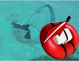 Thiết bị mới giúp thợ lặn không cần bình ô-xy