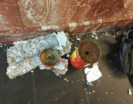 Tìm thấy quả bom thứ hai gần hiện trường vụ nổ tàu điện ngầm Nga
