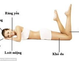 Những dấu hiệu chứng tỏ cơ thể bạn thiếu kẽm