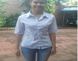 Học viện Quản lý giáo dục tuyển thẳng 2 nữ sinh khiếm thị