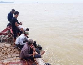 Vụ tìm kiếm 13 thuyền viên: Tìm thấy thi thể thứ 2 trong khoang tàu