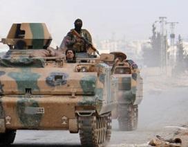 Thách thức nào đặt ra khi Thổ Nhĩ Kỳ đẩy mạnh hoạt động ở Syria?