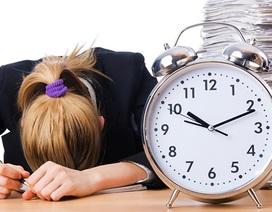 Vì sao bạn quản lý thời gian không hiệu quả?