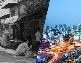 Nhịp sống Việt Nam 1980s và bây giờ