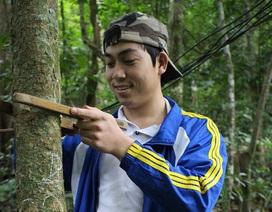 Thủ khoa kép ĐH Lâm nghiệp từ chối doanh nghiệp, muốn về quê trồng rừng