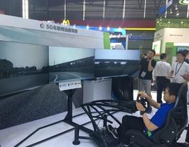 Huawei giới thiệu công nghệ cho phép lái xe từ xa dựa trên 5G