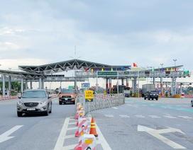 Chính thức thu phí không dừng tại trạm BOT Hà Nội - Bắc Giang