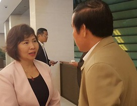 """Thứ trưởng Kim Thoa: """"Tôi kê khai tài sản hằng năm"""""""