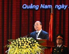 Thủ tướng Nguyễn Xuân Phúc xúc động trở lại mái nhà xưa