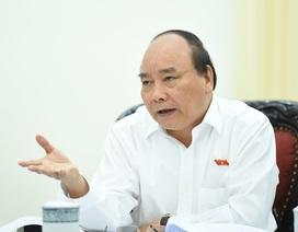 Thủ tướng họp khẩn Chính phủ bàn giải pháp giữ chỉ tiêu tăng trưởng