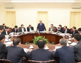Ban Bí thư kiểm tra việc chỉnh đốn Đảng tại Chính phủ