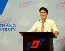"""Thủ tướng Canada: """"Tôi bước vào chính trị từ vai trò một giáo viên"""""""