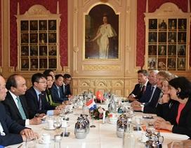 Thủ tướng Nguyễn Xuân Phúc hội kiến Chủ tịch Thượng viện và Hạ viện Hà Lan