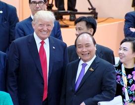Tổng thống Mỹ Donald Trump sắp đến Việt Nam