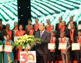 Thủ tướng: Nông dân luôn là trụ đỡ trong phát triển kinh tế - xã hội