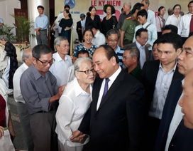 Thủ tướng mong Quảng Nam - Đà Nẵng tiếp tục đoàn kết cùng phát triển
