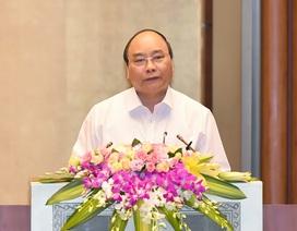 Thủ tướng: Kiên quyết xử lý các nhóm lợi ích, sân sau