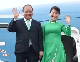 Thủ tướng Nguyễn Xuân Phúc rời Đức lên đường thăm chính thức Hà Lan