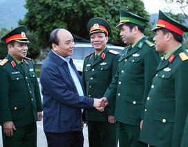 Thủ tướng: Chiến sĩ biên phòng tuyệt đối không lơ là, mất cảnh giác!