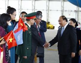 Thông điệp của Thủ tướng Nguyễn Xuân Phúc đăng trên tờ The Washington Times