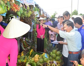 Nhộn nhịp lễ hội sông nước miệt vườn ở xứ Cù lao