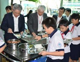 Thay đổi nhận thức từ bữa ăn học đường