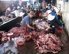 Kinh doanh thực phẩm bẩn có thể bị phạt đến 200 triệu đồng