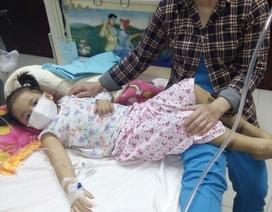 Quặn lòng với ước mơ của bé gái 5 tuổi bị suy tủy